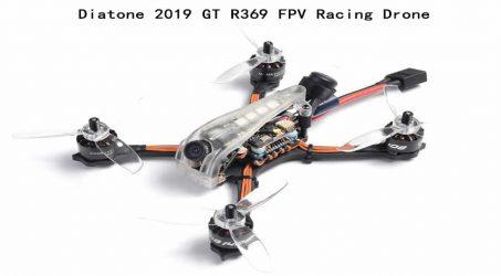 Diatone 2019 GT R369 FPV Racing Drone