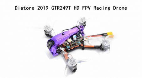 Diatone 2019 GTR249T HD FPV Racing Drone
