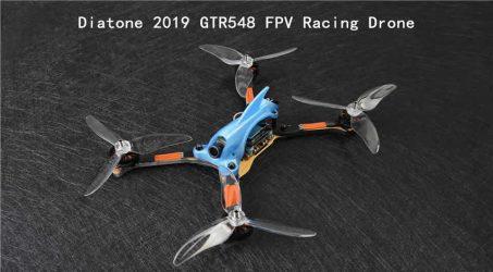 Diatone 2019 GTR548 FPV Racing Drone