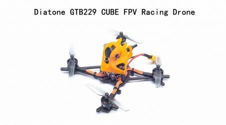 Diatone GTB229 CUBE FPV Racing Drone