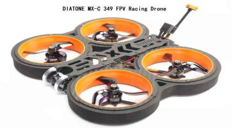 DIATONE MX-C 349 FPV Racing Drone