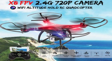 Dongmingtuo X8 RC Quadcopter