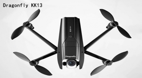 Dragonfly KK13 RC Quadcopter RTF