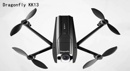 Dragonfly KK13 RC Quadcopter RTF