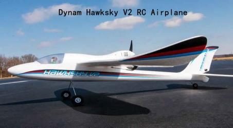 Dynam Hawksky V2 RC Airplane