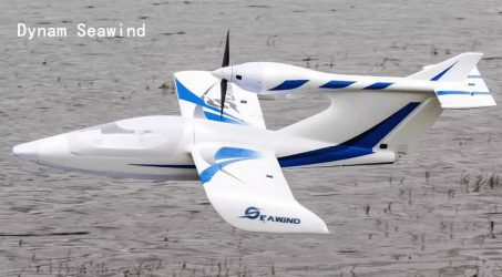Dynam Seawind RC Airplane – Blue