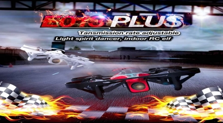 Eachine E013 Plus Micro FPV Racing Drone