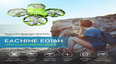 Eachine E016H Mini RC Quadcopter RTF