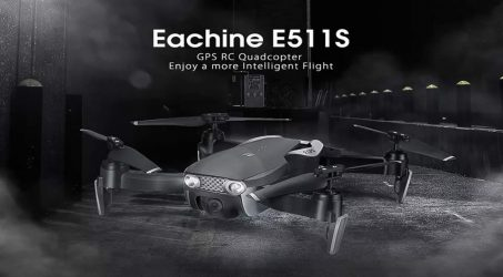 Eachine E511S RC Quadcopter