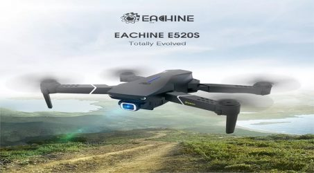 Eachine E520S 5G 4k RC Quadcopter