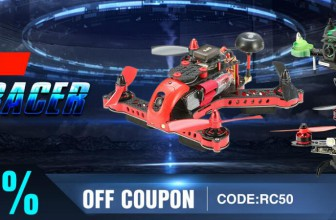 Collection 50% OFF For Eachine FPV Racing Drones From Banggood.com