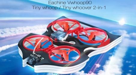 Eachine Vwhoo p90 Brushless FPV Racing Drone