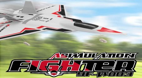 Eachine YF 22 2.4G 6CH 220mm RC Airplane RTF