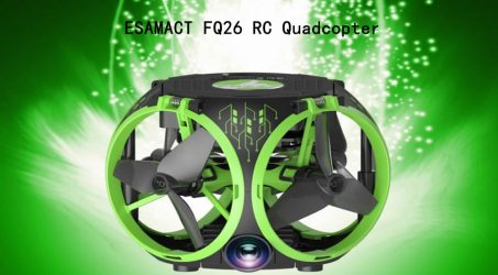 ESAMACT FQ26 RC Quadcopter