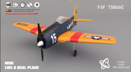 F6F TS866C RC Airplane RTF