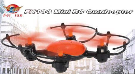 Feilun FX133 Mini RC Quadcopter