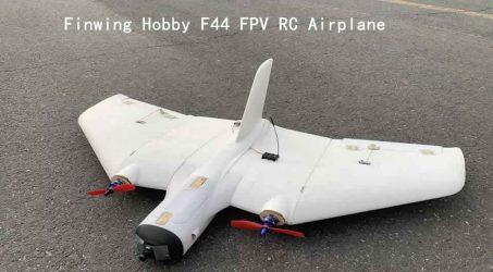 Finwing Hobby F44 FPV RC Airplane