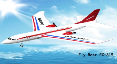 Fly Bear FX-819 RC Airplane RTF
