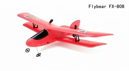 Flybear FX-808 RC Airplane RTF