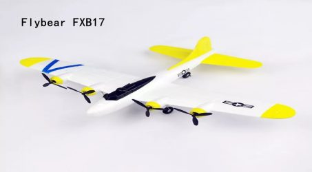 Flybear FXB17 RC Airplane RTF