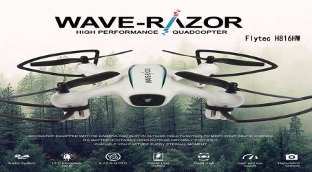 Flytec H816HW RC Quadcopter