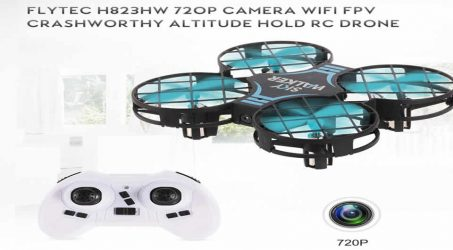Flytec H823HW RC Quadcopter