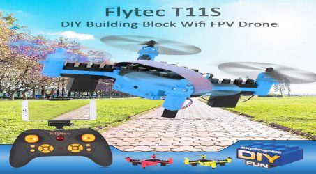 Flytec T11S RC Quadcopter