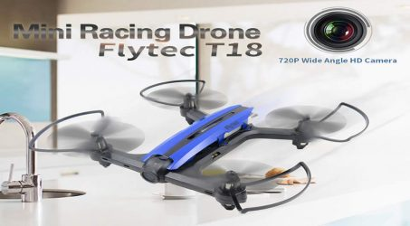 Flytec T18 RC Quadcopter