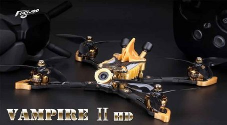 Flywoo Vampire2 HD FPV Racing Drone