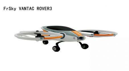 FrSky VANTAC ROVER3 Tilt-Rotor RC Airplane