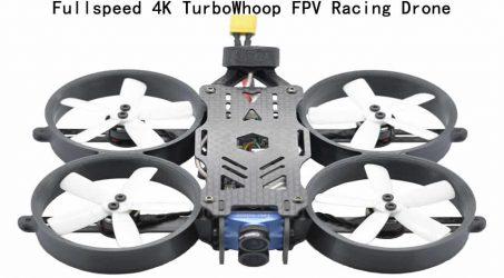 Fullspeed 4K TurboWhoop FPV Racing Drone