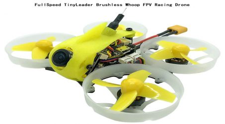 FullSpeed TinyLeader Brushless Whoop FPV Racing Drone