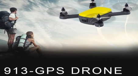 FUNSKY 913 GPS 5G WiFi FPV RC Quadcopter RTF