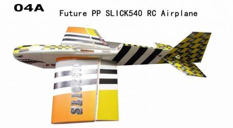 Future PP SLICK540 RC Airplane