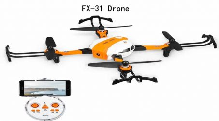 FX-31 Drone with 720P Camera