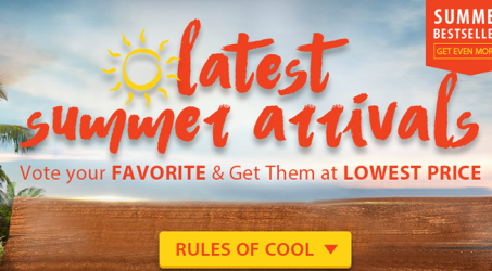 Gearbest The latest Summer Arrivals Vote and Get Low Price