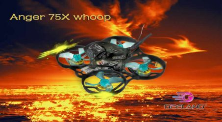 Geelang Anger 75X FPV Racing Drone