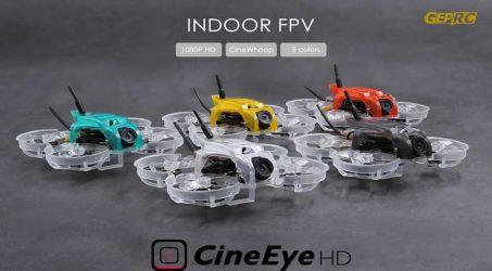 GEPRC CineEye HD FPV Racing Drone