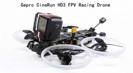 Geprc CineRun HD3 FPV Racing Drone