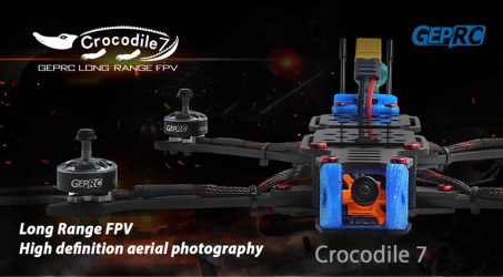 GEPRC Crocodile 7 GEP-LC7-PRO FPV Racing Drone
