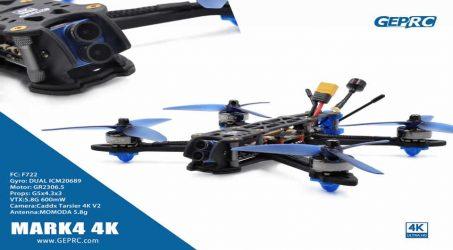 Geprc Mark 4 4K FPV Racing Drone