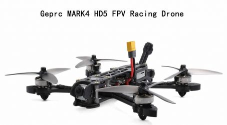 Geprc MARK4 HD5 FPV Racing Drone