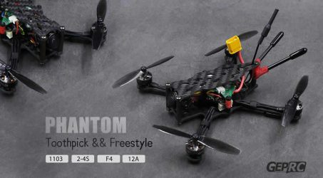 Geprc Phantom Toothpick FPV Racing Drone