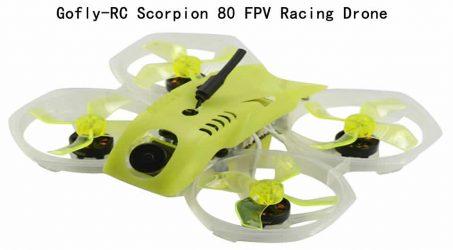Gofly-RC Scorpion 80 FPV Racing Drone