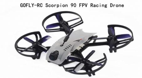 GOFLY-RC Scorpion 90 FPV Racing Drone