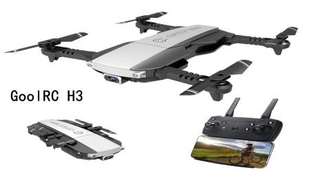 GoolRC H3 4k Wifi FPV RC Quadcopter