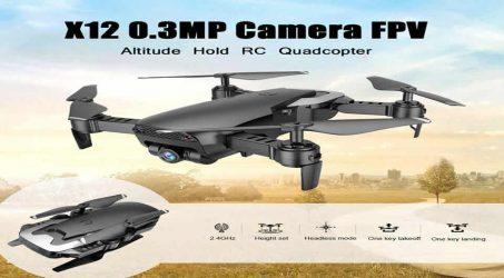 Goolrc X12 RC Quadcopter