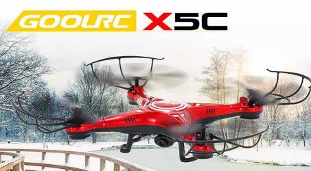 GoolRC X5C RC Quadcopter