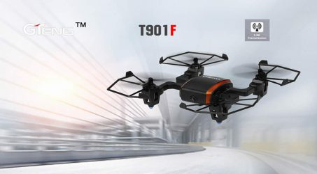 GTeng T901F RC Quadcopter
