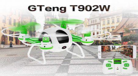 GTeng T902W RC Quadcopter